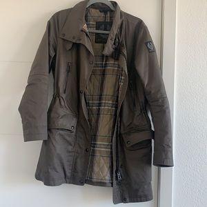 Belstaff England jacket size 40 or small Medium